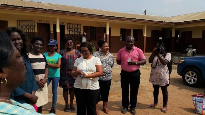 Visit to Kotobabi Primary School » Past Events/Galleries • Events